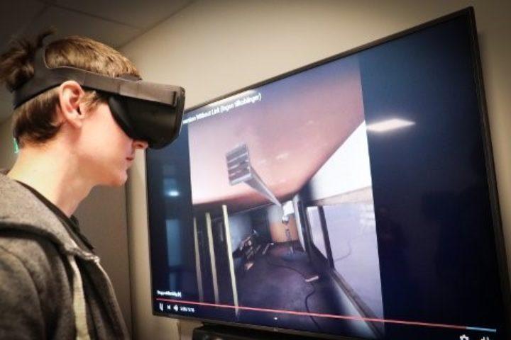 Jobbsmak med VR-teknologi