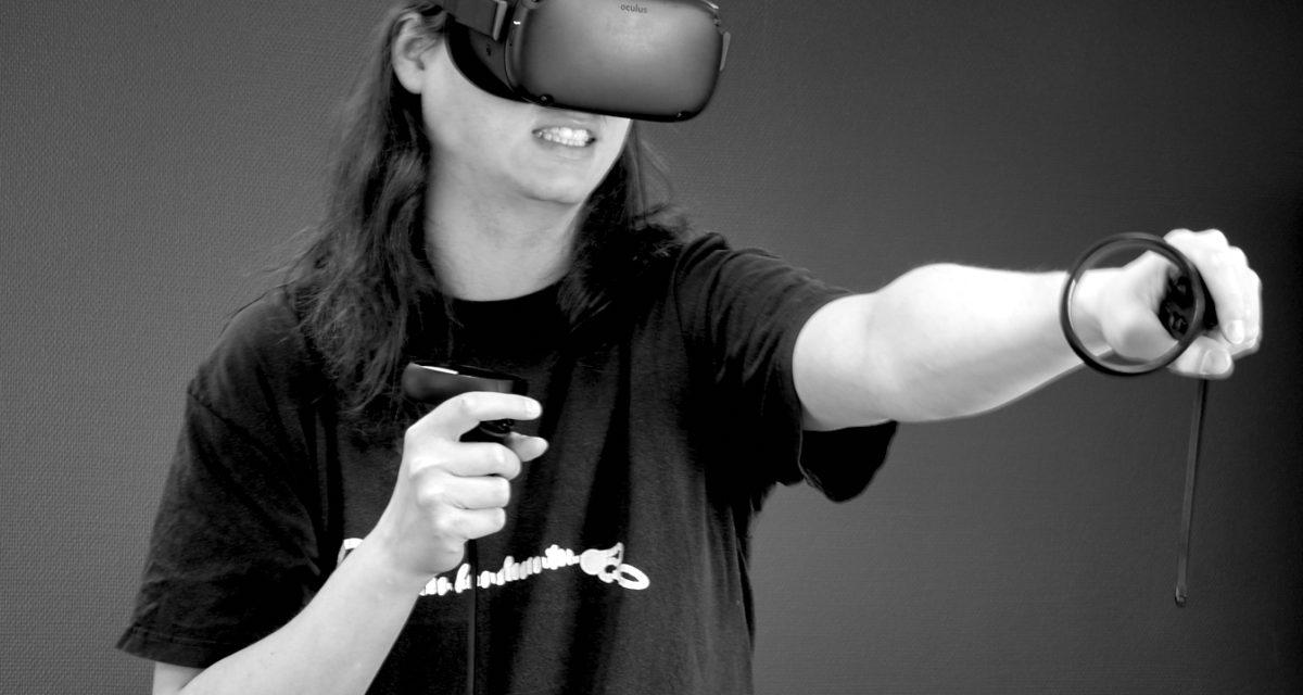 God læring med VR